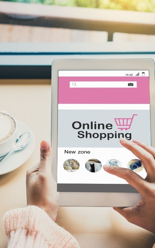 Online personal shopping and wardrobing services